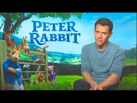 Will Gluck on Petter Rabbit