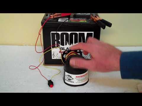 Morse Code Sounds Car Horn