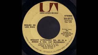 1971_400 - Waldo De Los Rios - Mozart Symphony No. 40 In G Minor K.550, 1st Movement - (45)