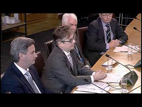 Welfare Reform Committee - Scottish Parliament: 23rd June 2015