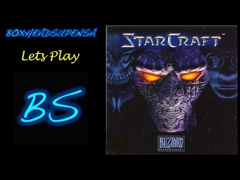 [25] Starcraft Lets Play - BoxheadSupensa - Higher Ground