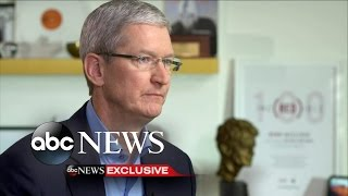 Tim Cook Says iPhone-Cracking Solution is 'Software Equivalent of Cancer'