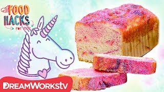 Unicorn Breakfast Hacks | FOOD HACKS FOR KIDS