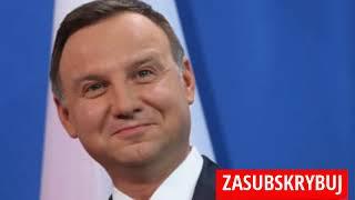 Andrzej Duda 🔥 KONSTYTUCJĘ trzeba zmienić 🔥 Wielkie referendum w Polsce 🔥🔥🔥🔥🔥
