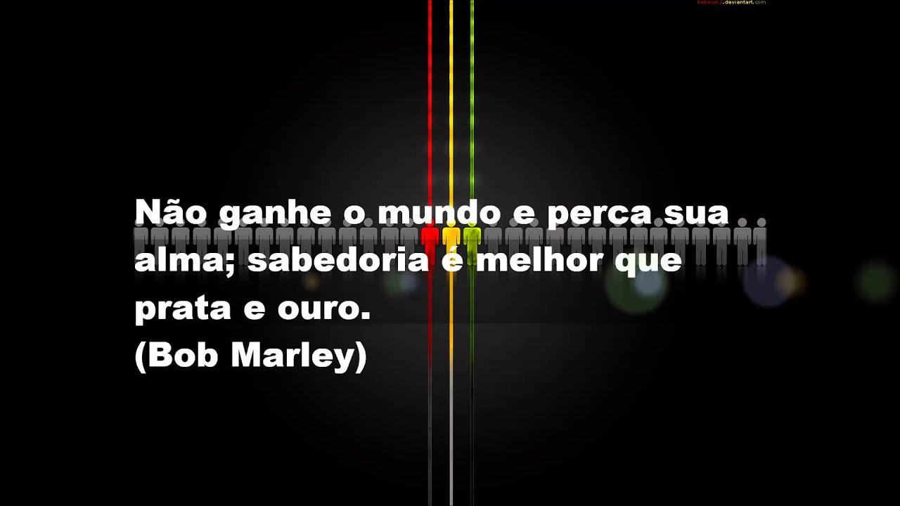 Frases Bob Marley Tumblr: Bob Marley Frases