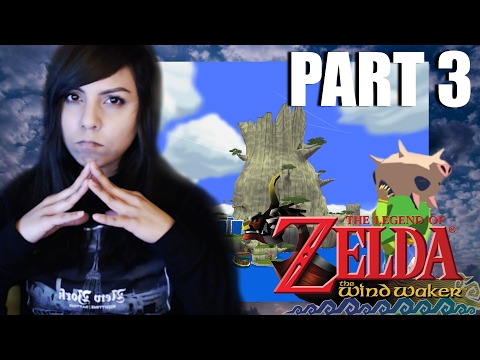 THE LEGEND OF ZELDA: THE WIND WAKER HD: Forest Haven [P3]