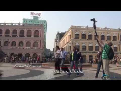 Senado Square Macau China
