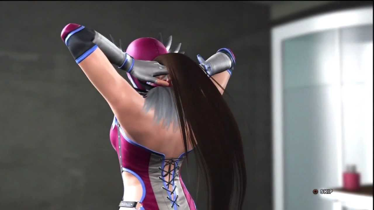 Tekken tag tournament 2 jaycee ending movie hd youtube