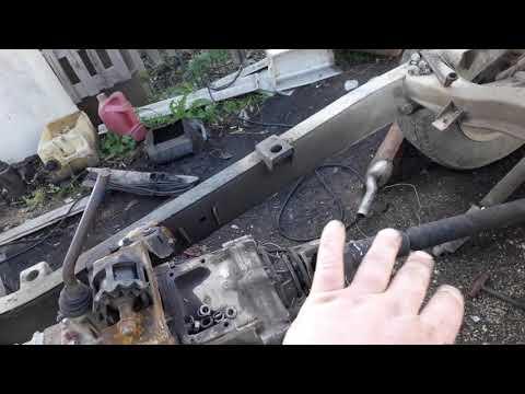 тюнинг УАЗ 469 своими руками и даже без гаража