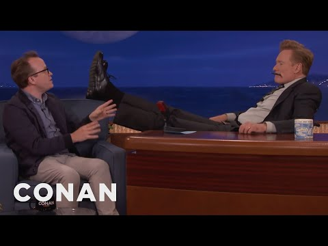 Chris Gethard Pitches Conan A  Idea   CONAN on TBS