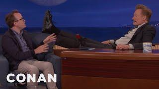 Chris Gethard Pitches Conan A Show Idea  - CONAN on TBS
