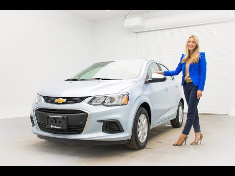 Walk Around & Review: New 2018 Chevrolet Sonic LT 4dr Car