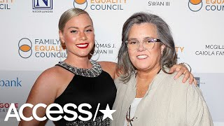 Rosie O'Donnell's Girlfriend Strongly Hints That She's Engaged To Rosie | Access