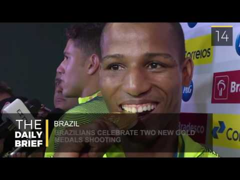 The Daily Brief: Brazilians Celebrate two new Gold Medals