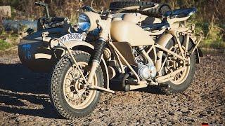Мото обзор - BMW R75 (moto review)