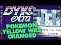 Pokemon Yellow's Safari Zone Secret [Nintendo Game Updates] Feat. Dazz