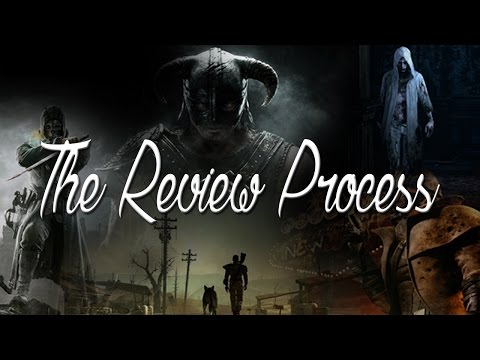 How I Review Games - Getting Games Early, Analyzing Them, & The Verdict