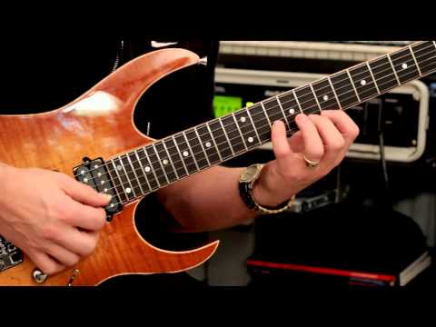 Ibanez vs Ibanez: Which guitar has the best tone?