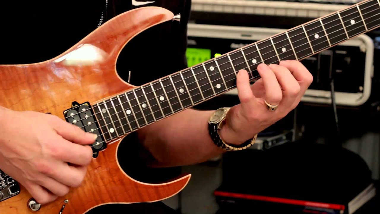 ibanez vs ibanez which guitar has the best tone youtube