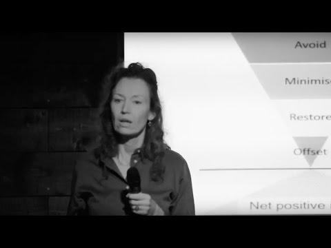 Think Net Positive | Kerry ten Kate | TEDxUniversityofStirling