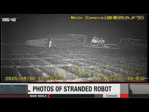 Nuclear Watch: Fukushima TEPCO abandon 2 robots + RAW Footage + Update 4/20/2015