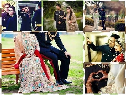 Pakistan Armed Forces Couples