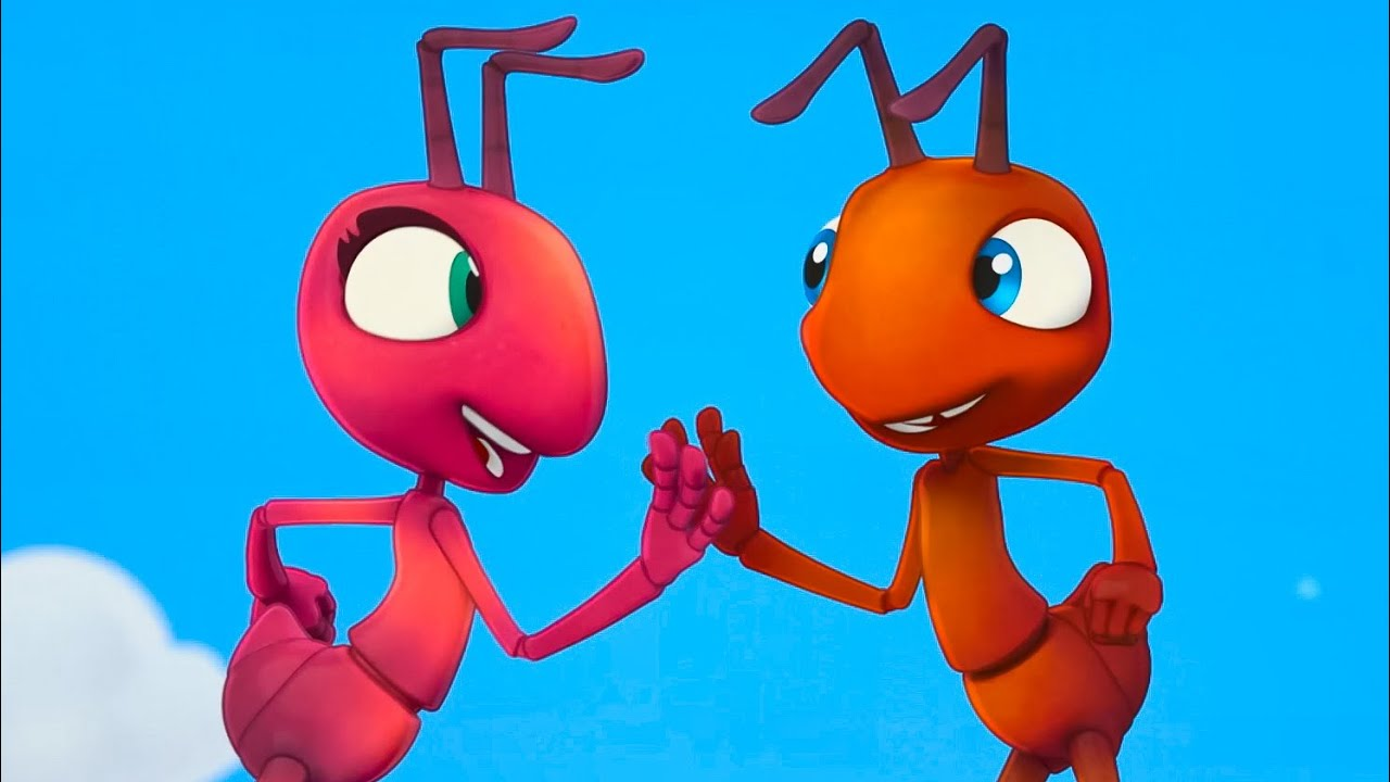 Download Antiks - Ants at work - Animated comedy for kids