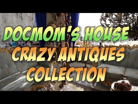 My Mom's House - Amazing Art & Antiques Collection