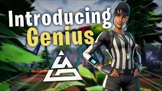 Présentation de l'équipe Genius Fortnite