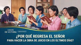 """Película evangélica """"Canción de victoria"""" Escena 5"""