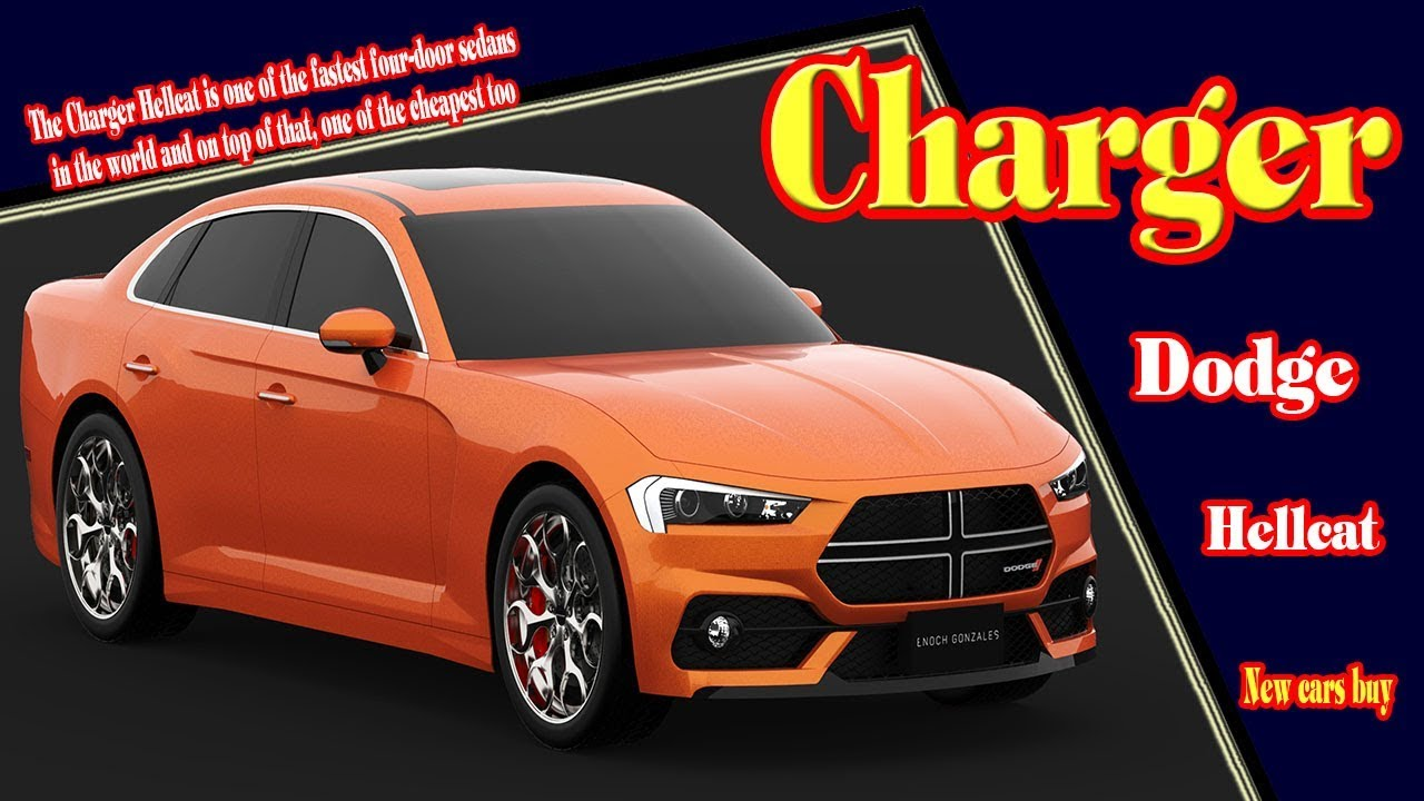 2019 Dodge Charger | 2019 Dodge Charger Hellcat | 2019 ...