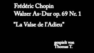Chopin Walzer As-Dur op.69 Nr. 1