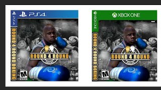 NEW BOXING GAME ROUND 4 ROUND BOXING!!! PS4 XBOX ONE