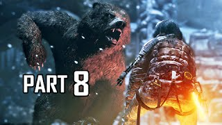 Rise of the Tomb Raider Walkthrough Part 8 - Geothermal Valley (Let