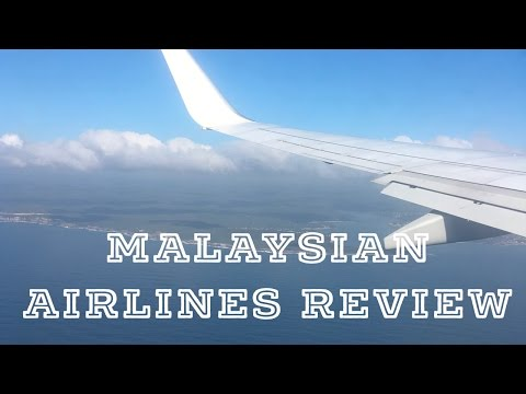 Malaysian Airlines Review _109