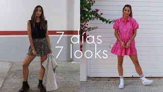 7 DÍAS 7 LOOKS JUNIO 2020- Lookbook verano|| State Beauty