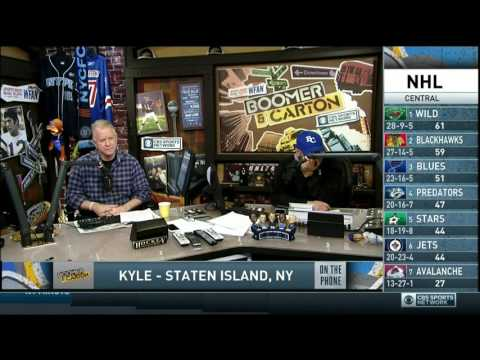 Boomer and Carton - Kyle from Staten Island, NY - Letter to the New York Jets