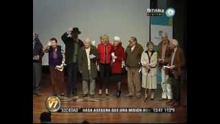 Visión Siete: Premio Sagai a la trayectoria de artistas mayores de 80 años