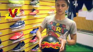 Презентация мячей для футбольного фристайла и уличного футбола URBAN BALL