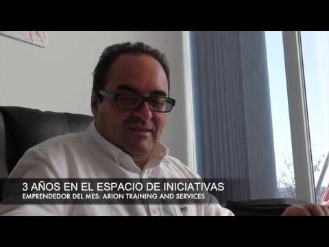 Arion Training and Services emprendedor mes, febrero 2017