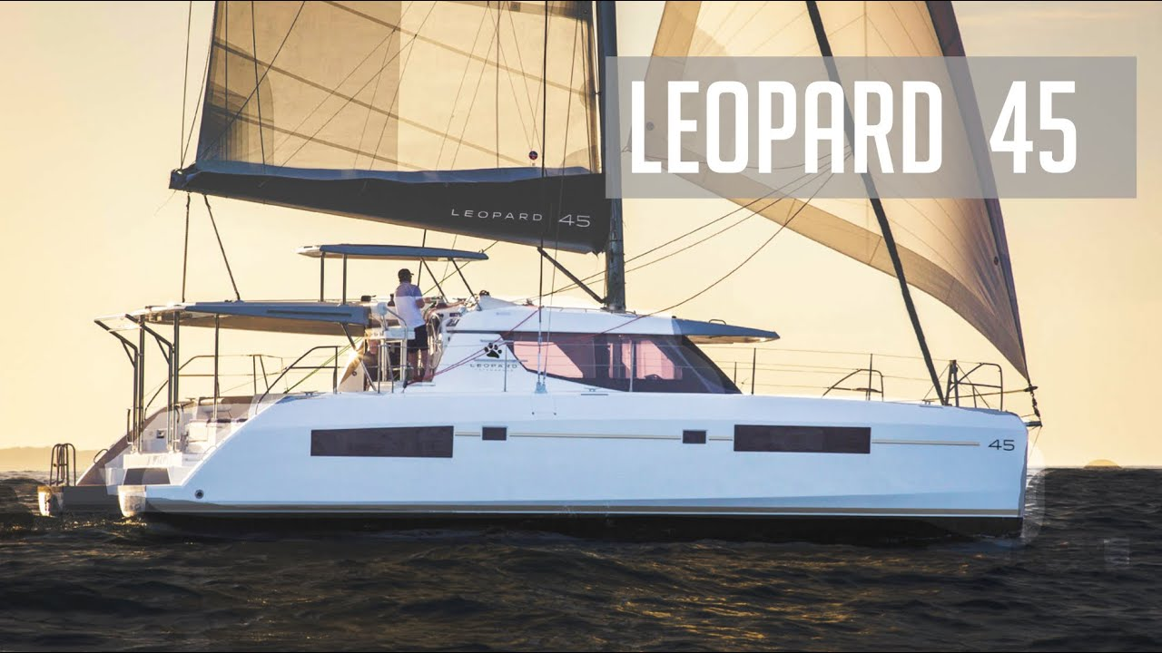 Leopard 45 Catamaran Review 2019 | Our Search For The Perfect Catamaran |  Sailing Yacht Ruby Rose