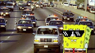 Download I put grass skirt chase music over a police chase