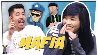 Is Tim a Genius or a Troll? | Mafia ft. Timothy DeLaGhetto, Gina Darling & Steve Greene