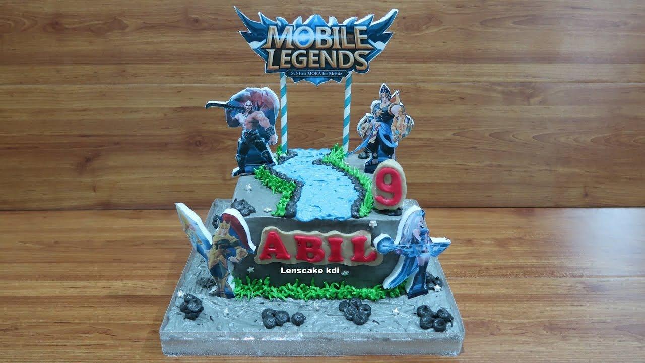 Mobile Legends Cara Membuat Kue Ulang Tahun Mobile Legends