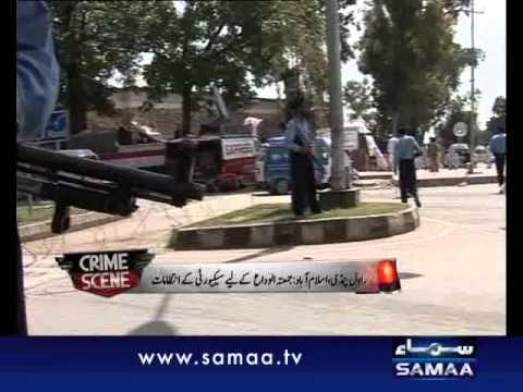 Crime Scene August 25, 2011 SAMAA TV 1/2