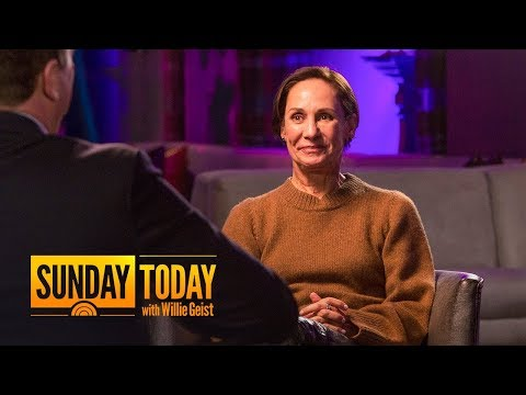 'Roseanne' And 'Lady Bird' Star Laurie Metcalf Feels Most At Home On Stage  Sunday TODAY