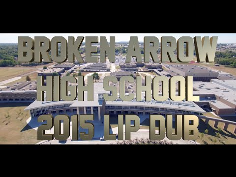 Broken Arrow High School 2015 Lip Dub