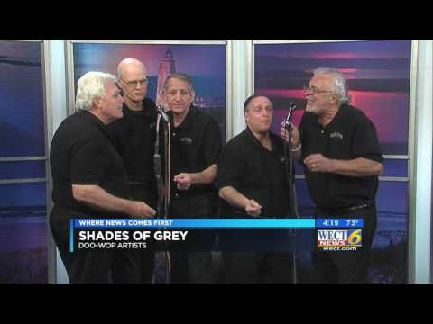 Shades of Grey Doo Wop Performance Live on WECT