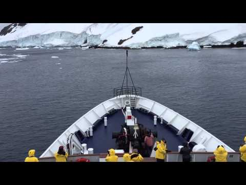 A Patagonia and Antarctica Vacation