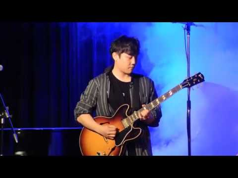 Jason Chon Performing Disco Yes